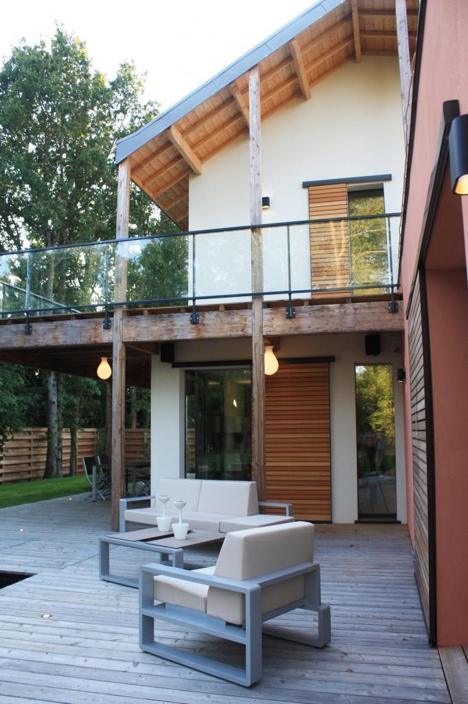 Maison passive treilli res bo home design - Maison passive design ...